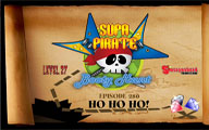 Supa Pirate Booty Hunt: Ho Ho Ho!